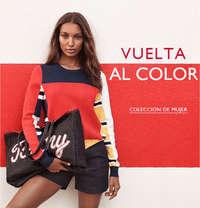 Colección de mujer - Vuelta al color