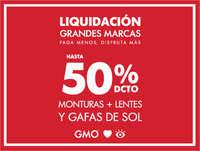 Liquidación de grandes marcas - Hasta 50% de descuento