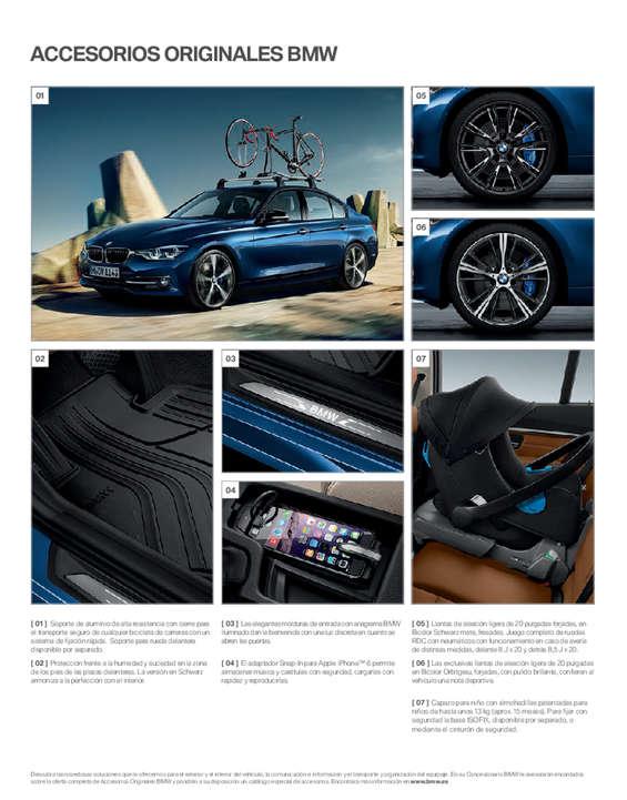 Ofertas de BMW, BMW SERIE 3 - BERLINA Y TOURING
