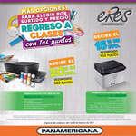 Ofertas de Librería Panamericana, Regreso a clases con tus puntos - Plan de beneficios Eres