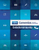 Ofertas de Droguerías Cafam, Convenios Entretenimiento