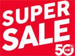 Ofertas de Mic Kids, Súper Sale