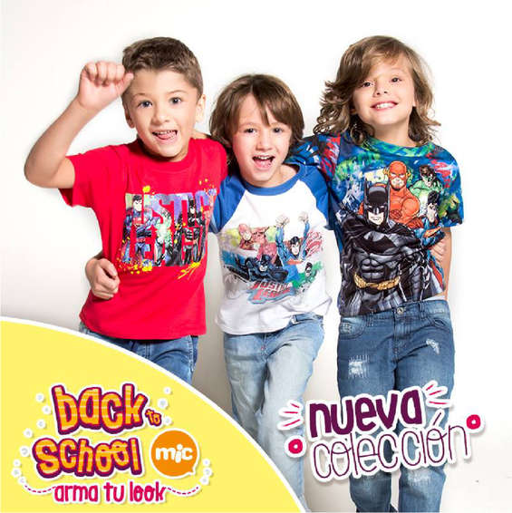 Ofertas de Mic Kids, Nueva Colección - Niños y Niñas