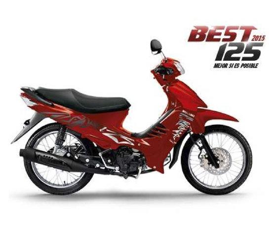Ofertas de Suzuki Motos, Best 125
