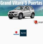 Ofertas de Suzuki Autos, Suzuki Gran Vitara 3 puertas