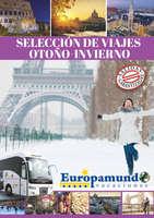 Ofertas de Europamundo, Selección Otoño Invierno