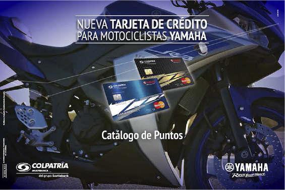 Ofertas de Yamaha Motors, Catálogo Yamaha