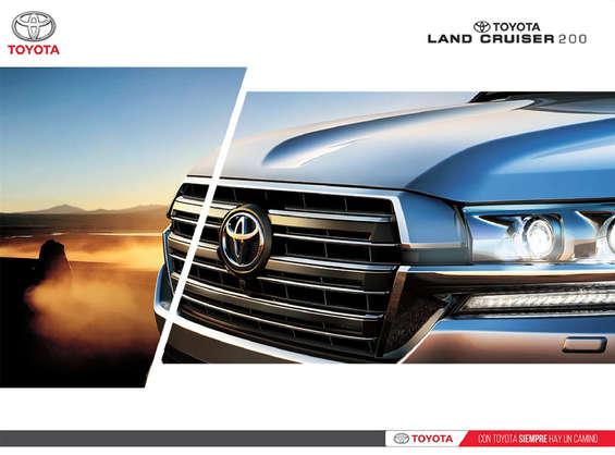 Ofertas de Autoamérica, Toyota Land Cuiser 200