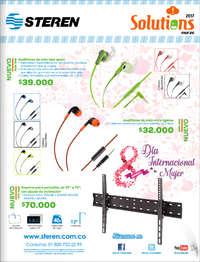 Catálogo de productos- Marzo de 2017