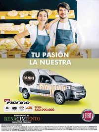 Tu pasión la nuestra - Fiat Fiorino