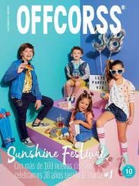 Sunshine Festival - Campaña 10 de 2017