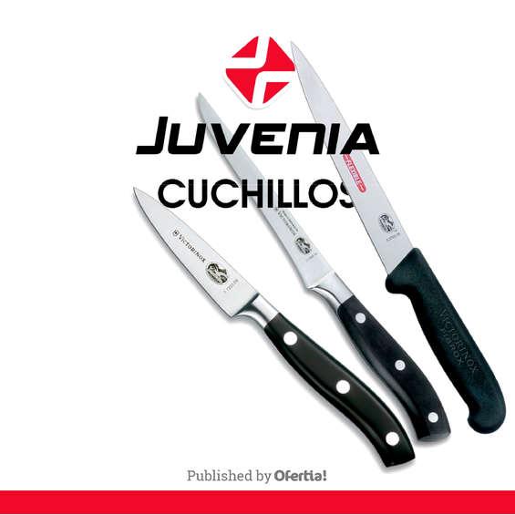 Ofertas de Juvenia, Juvenia cuchillos