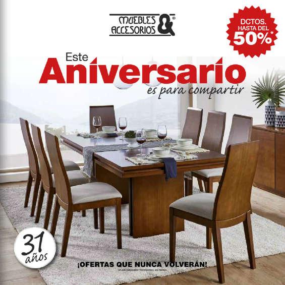 Muebles y accesorios ofertas promociones y cat logos for Ofertas de muebles para el hogar