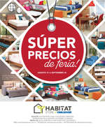 Ofertas de Habitat Store, Súper precios de feria!