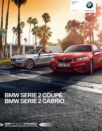 BMW Serie 2 Coupé y Serie 2 Cabrio