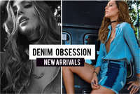Denim Obsession - New Arrivals