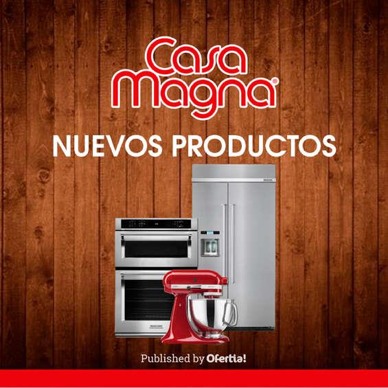 Ofertas de Casa Magna, Casa Magna nuevos productos