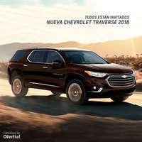 Chevrolet_Traverse 2018