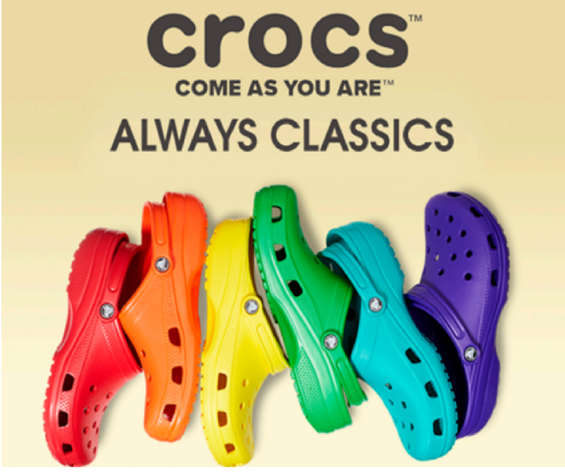 Ofertas de Crocs, Clasicos