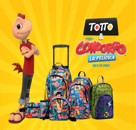 Ofertas de Totto, Totto & Condorito la película