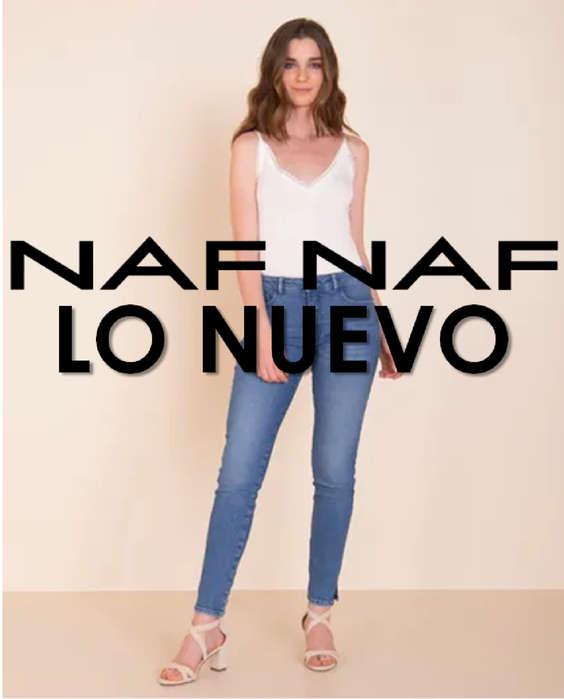 Ofertas de Naf Naf, Lo Nuevo