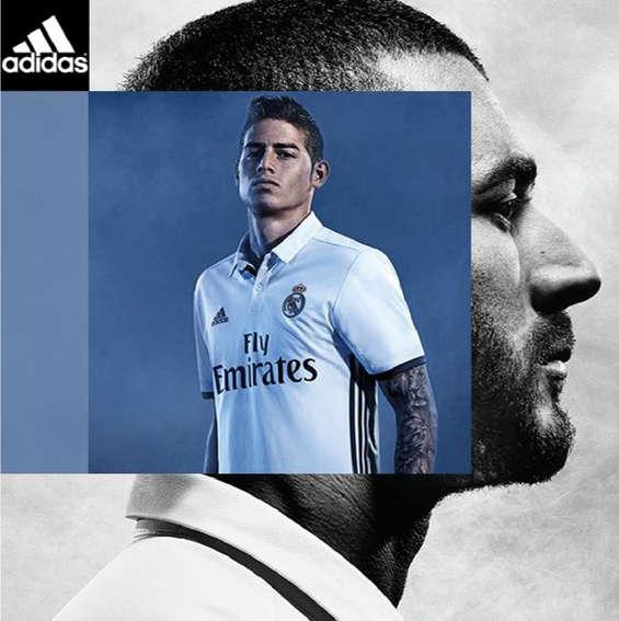Ofertas de Adidas, Nueva camiseta Real Madrid 16/17