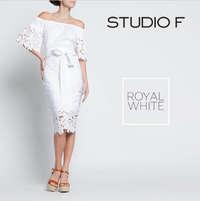 Colección Royal White