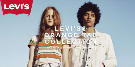 Ofertas de Levi's, Orange Tab Collection