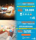 Ofertas de ETB, Mas datos 4G