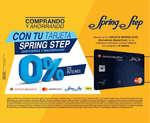 Ofertas de Alpie, Comprando y ahorrando con tu tarjeta Spring Step