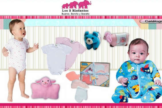 Ofertas de Los Tres Elefantes, Juguetes para bebé