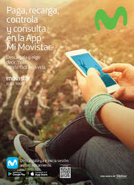 Descarga la App de Movistar