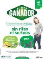 Ofertas de Banco Popular, Ahorro ganador sin rifas ni sorteos