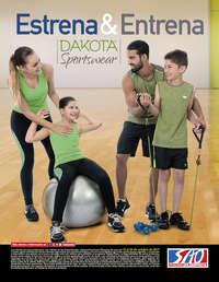 Estrena & Entrena - Dakota Sportswear