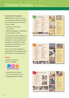 Ofertas de Vicens Vives, Ciensas Sociales Integrales