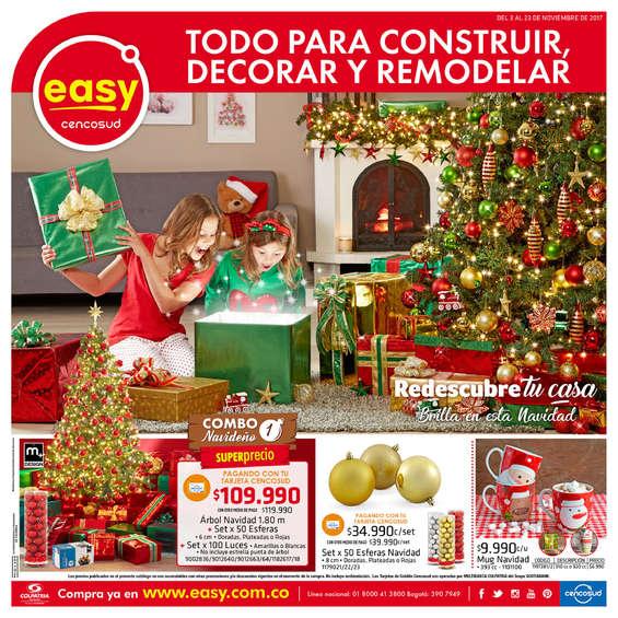 Ofertas de Easy, Redescubre tu casa -  Brilla en esta Navidad