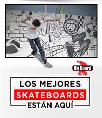 Los mejores Skateboards están aquí
