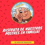 Ofertas de Helados San Jerónimo, Postres