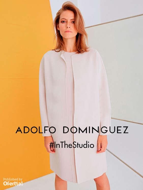 Ofertas de Adolfo Domìnguez, Colección - In The Studio