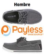 Ofertas de Payless, Zapatos Hombre