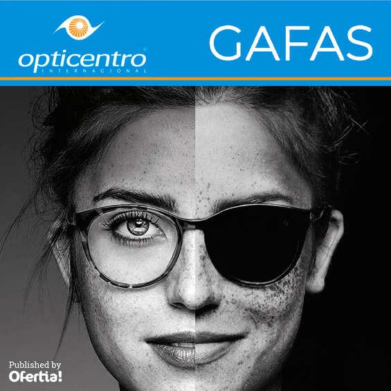 Ofertas de Opticentro, Opticentro gafas