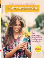 Ofertas de Metro, Metrofonía