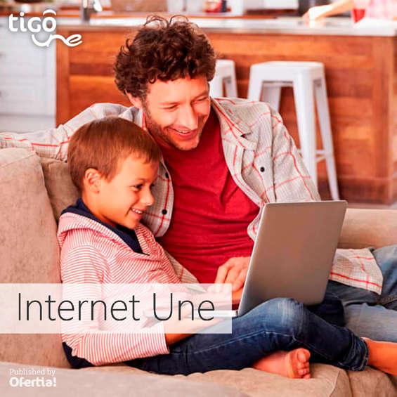 Ofertas de UNE, Internet Une