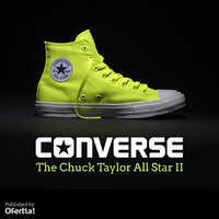 Converse - The Chuck Taylor All Star II