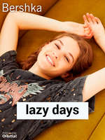 Ofertas de Bershka, Lazy Days_Bershka