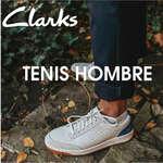Ofertas de Clarks, Tenis Hombre