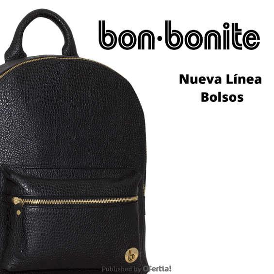 Ofertas de Bon Bonite, Nueva Línea Bolsos