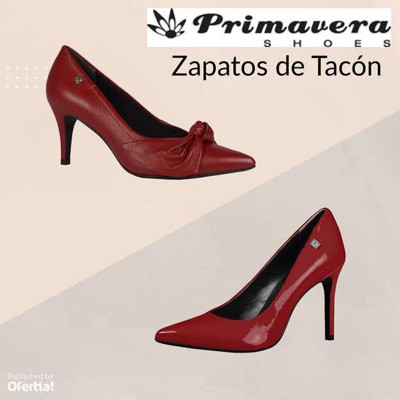 Ofertas de Primavera Shoes, Zapatos De Tacón