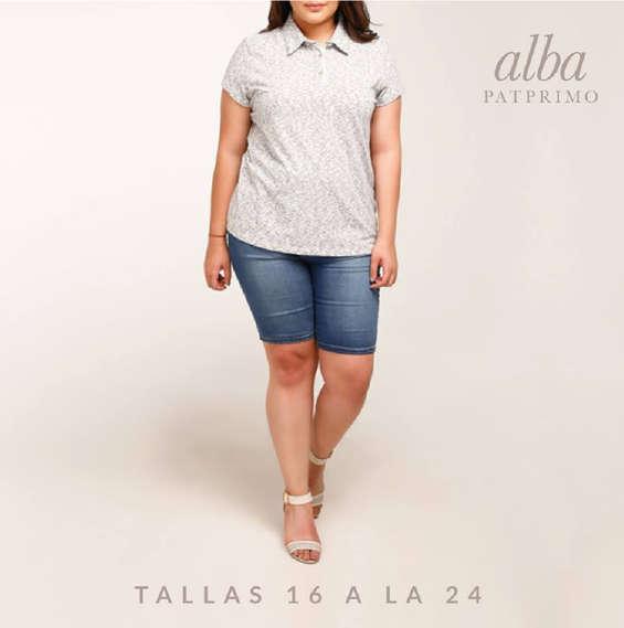 Ofertas de Patprimo, Colección Alba - Tallas grandes