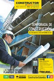 Temporada de Construcción - Tuluá